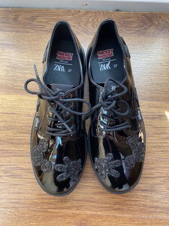 ZARA Туфли ботинки  для девочки