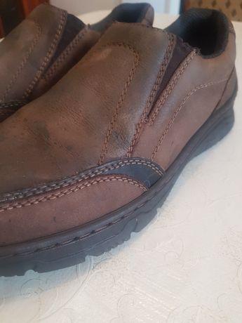 Pantofi si ghete piele barbati