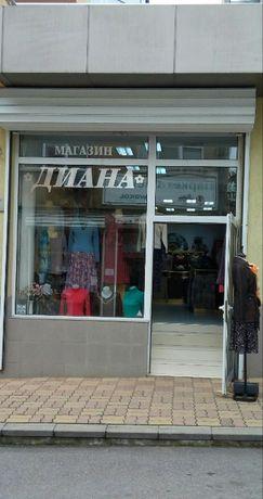 Давам под наем магазин в гр.Стара Загора-суперцентъра