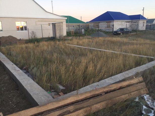 Продам земельный участок р-н Птицафабрика (с фундаментом 11×12)+ ПГС ,