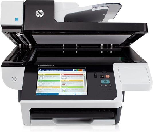 Планшетный потоковый сканер HP Scanjet Enterprise