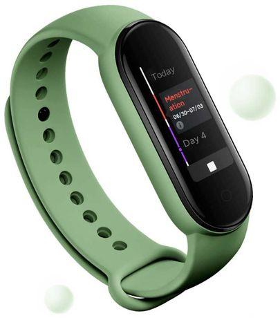Новый MI band 5/смарт часы/Mi band series/apple watch series/Алматы