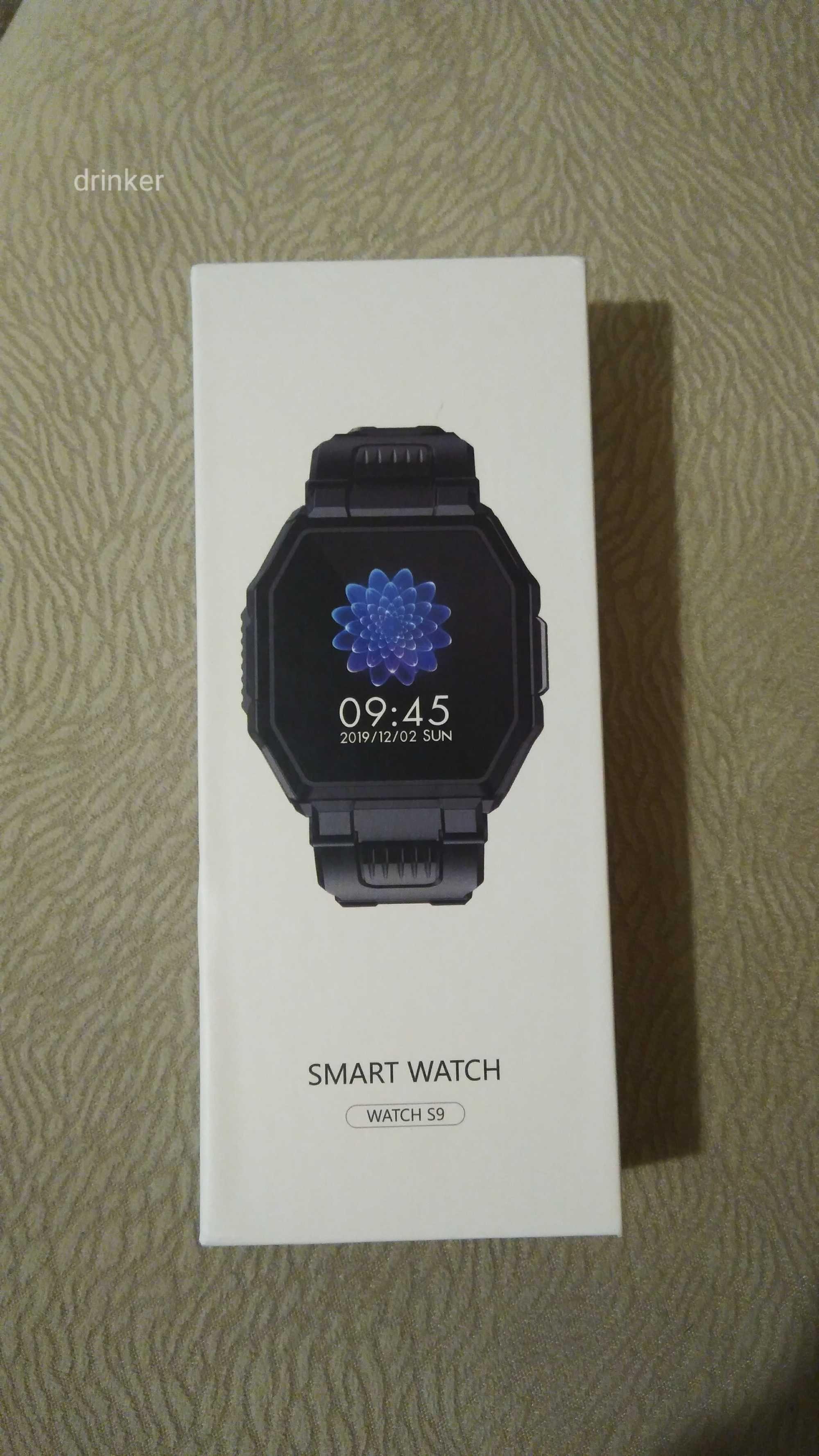 Смарт часовник smart watch S9