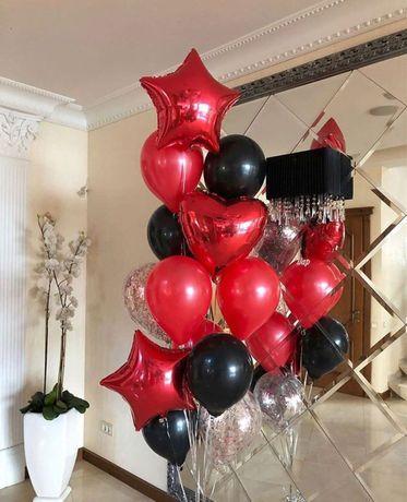 Гелиевые шарики от 300тенге