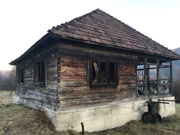 Casa Stejar, veche pt relocare !
