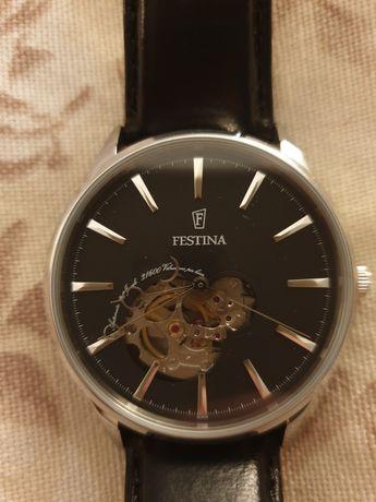 Schimb cu telefon/Vând Ceas barbatesc Festina Automatic F6846/4