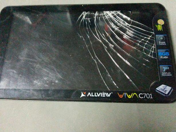 Tableta Alwiew Viva C701 pentru piese