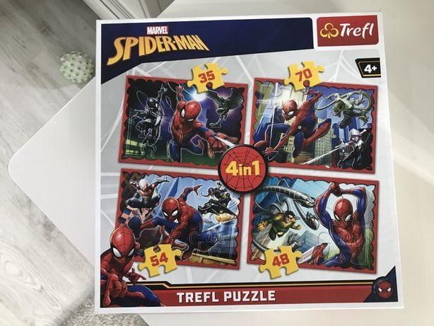 Puzzle copii/ set de 4 puzzle-uri