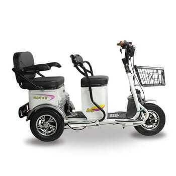 Tricicleta 2 locuri fara permis ! Varstnici/dizabilitati / LONG RANGE