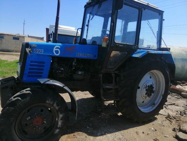 Продам трактор МТЗ 892 в хорошем состоянии