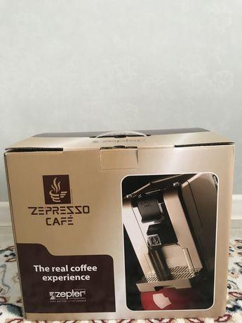 Цептер кофемашинка