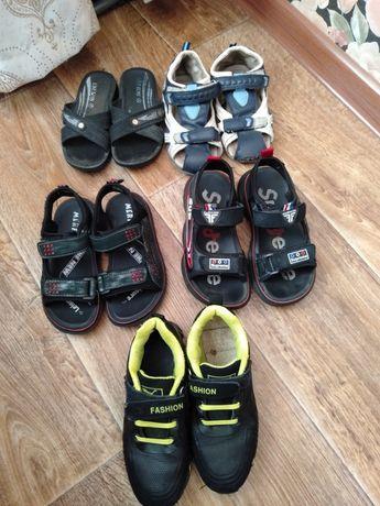 Детская обувь с 3 лет до 7