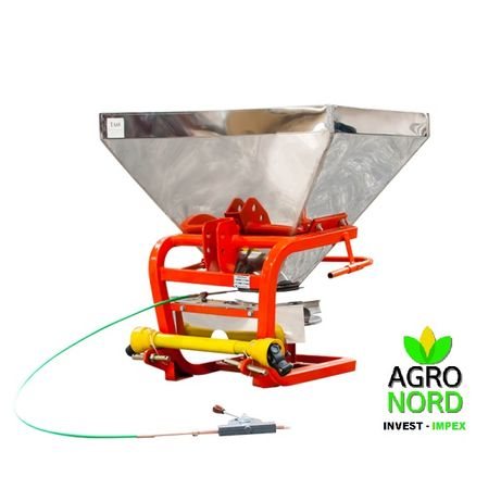 Distribuitor ingrasaminte din inox 600 l Konig Traktoren TA61