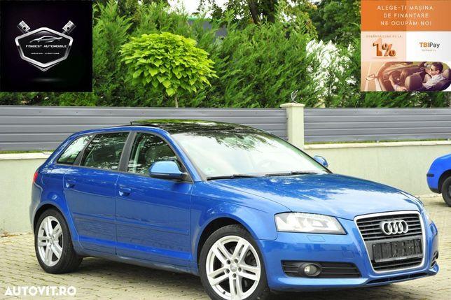 Audi A3 Posibilitate de achizitionare Cash sau in Rate