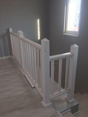 Дървени Парапети и стълби