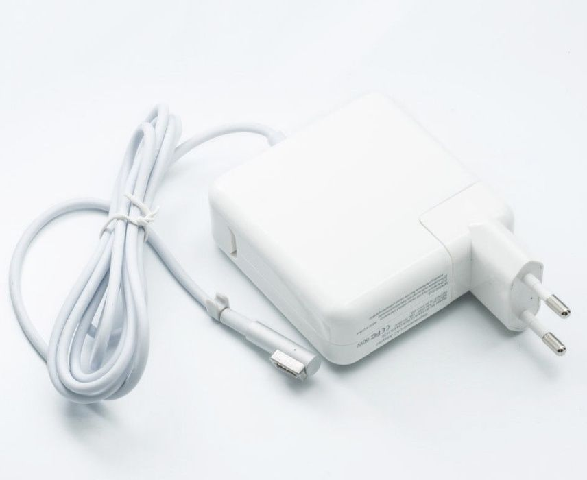 Ново зарядно Apple Macbook Air Pro 45w 60w 85w Magsafe 1 2 / Кабел