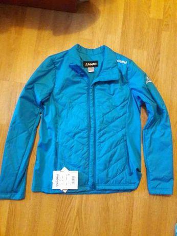 jacheta albastra