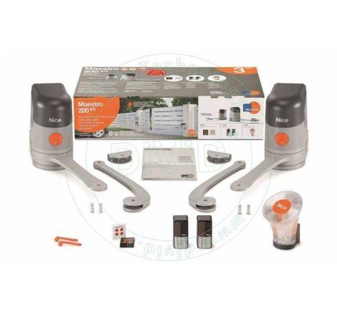 Automatizare poarta batanta Nice-Home Maestro 200