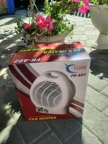 Тепловентилятор ветерок(новый)Бесплатная доставка