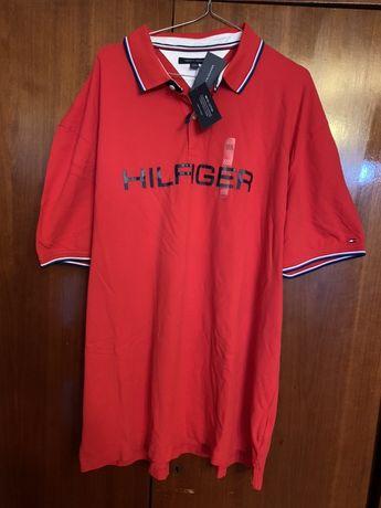 Нова поло блуза Tommy Hilfiger размер 3XL