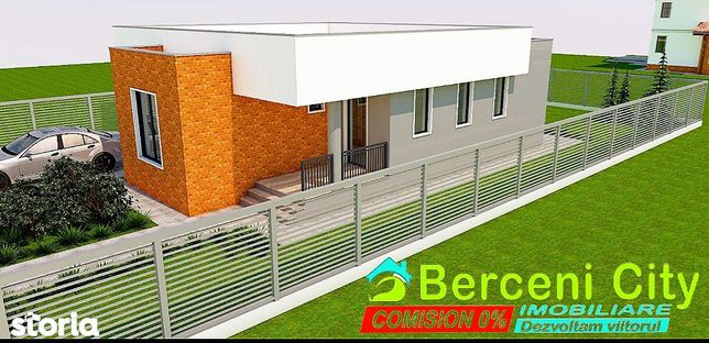 Vila individuala Parter / Comuna Berceni