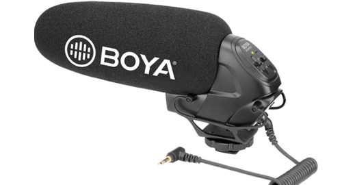 Boya BM-3031 Microfon Shotgun Premium