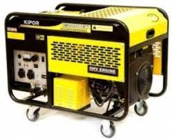 Generator Kipor KGE 280 EW, Inverter sudura