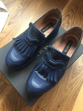 Pantofi balerini Musette masura 35/36 din piele naturala