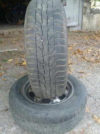 Зимни гуми с джанти