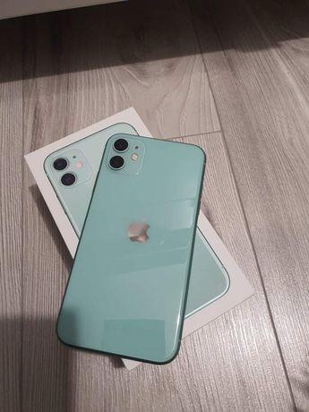 Iphone11 Green 128Gb full box impecabil
