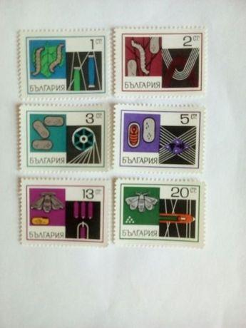 български пощенски марки - бубарство и гълъби