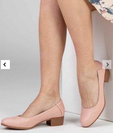 Pantofi balerini piele Dasha