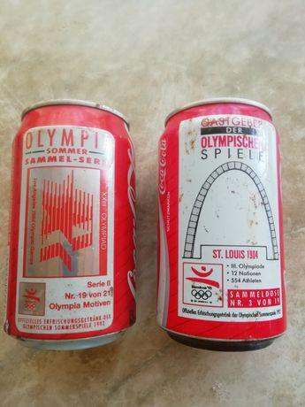 Стари кенчета от кока-кола