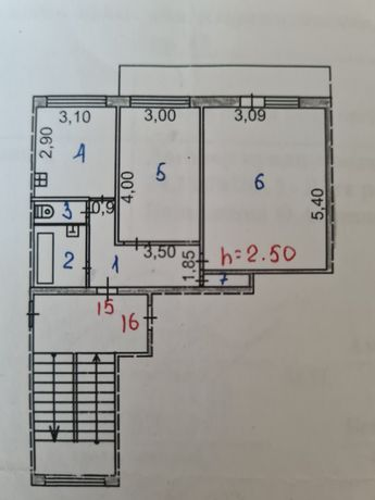 Квартира на Есенберлина 67 А, Жезказган