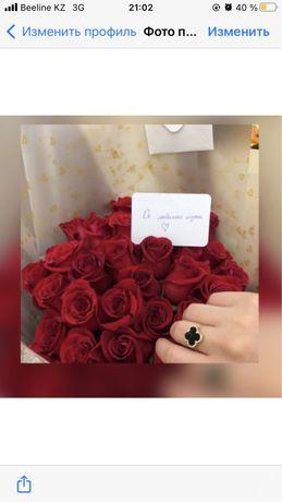 Розы на подарок , порадуйте своих жен сестрер и маму!
