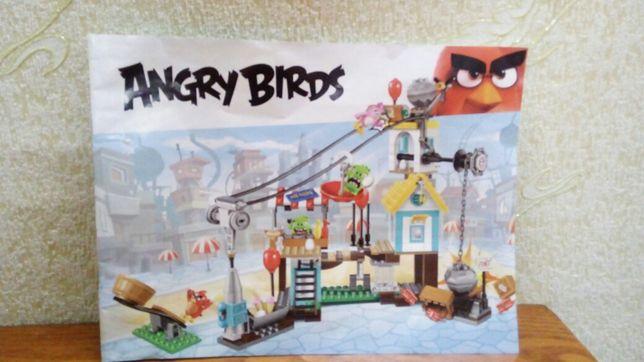 ЛЕГО Angry birds