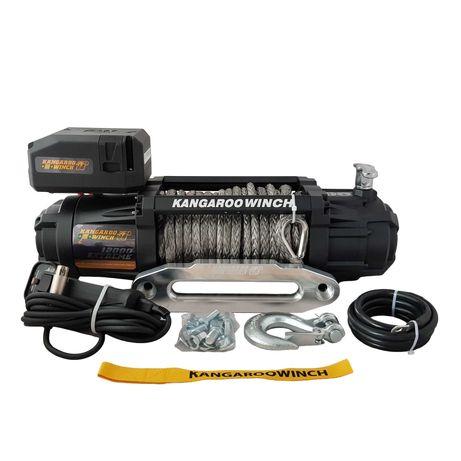 Лебедка 5443 kg 12000lb EXTREME HD SR за пътна помощ и джип
