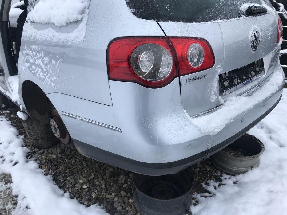 Bara spate cu senzori VW Passat B6 Break Roman - imagine 1