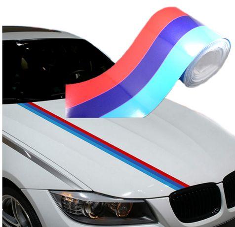 Abtibild Sticker Colant Autocolant Oranament Banda liniara BMW //M
