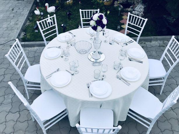 Închiriez mese și scaune, Corturi evenimente