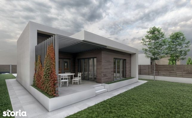 Teren rezidential cu proiect de casa _ Cihei