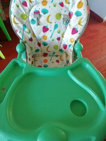 Продам в хорошем состоянии детский стульчик и детскую ванну