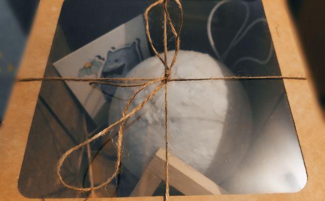 Подарочный набор светильник