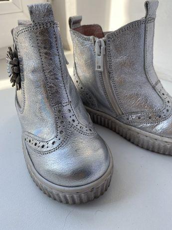 Осенняя обувь 22 размер для девочки