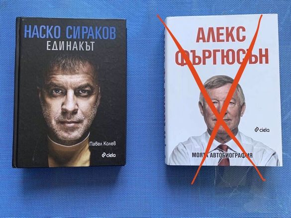 Книги Наско Сираков