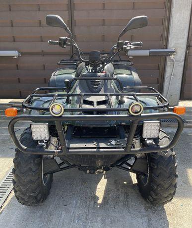 ATV Linhai Worker-300 (2x4) [nu Can-Am, Yamaha, Polaris, CF Moto]