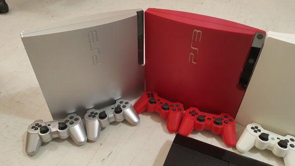 PlayStation 3/PS3/ПС3 + 300 ТОП ИГРИ ПО ИЗБОР NFS FIFA GTA Minecraft S