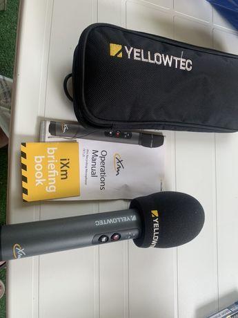 Microfon,reportofon YELLOWTEC