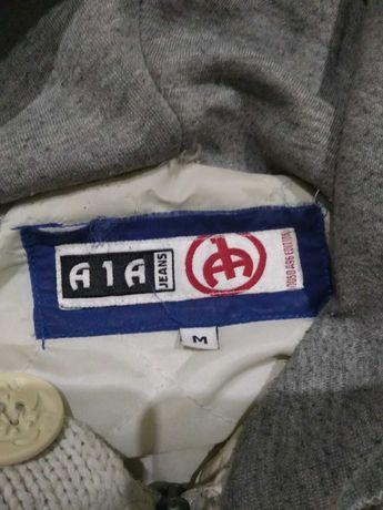 Мъжка плетена жилетка