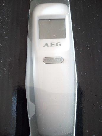 Термометър за ухо АEG